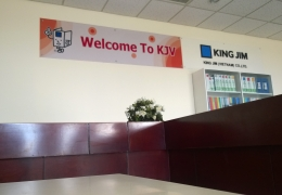 SERVICE FACILITY FOR KING JIM VIỆT NAM CO.,LTD